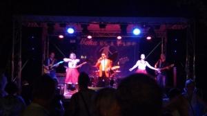 2015-Rockabilly koncert- Boka és a Klikk