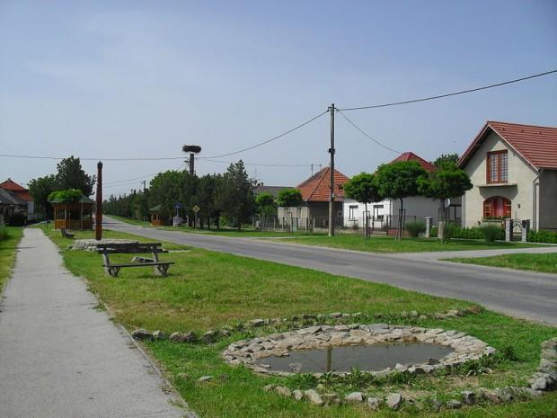 Virti utcakép