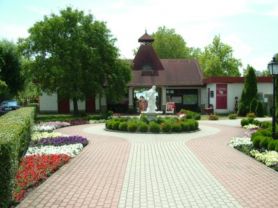 Balatonudvari Strand