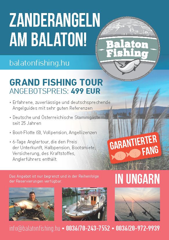 Balaton-Fishing